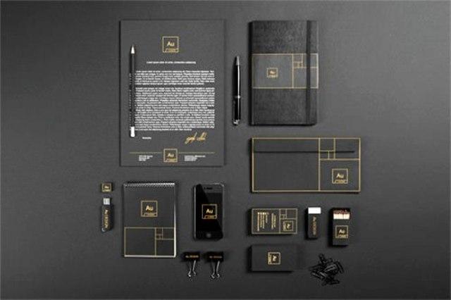 Identitas Perusahaan Brand Identity