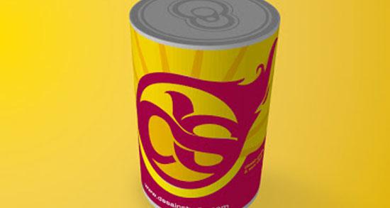 Membuat Kemasan Realistis dengan Adobe Illustrator