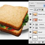 Penggunaan Layer Pada Photoshop