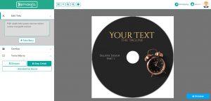 Cara Membuat Cover CD Online di Kemasaja.com 2