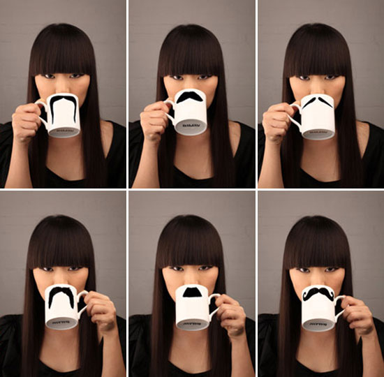 25 Modern Mugs and Creative Mug Designs